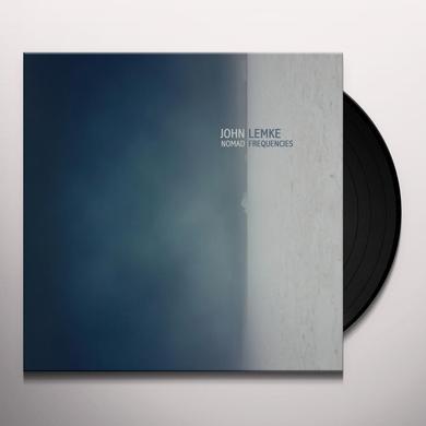 John Lemke NOMAD FREQUENCIES Vinyl Record