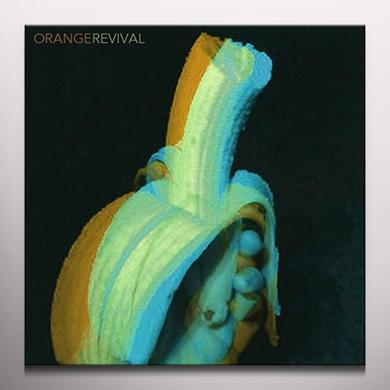 ORANGE REVIVAL FUTURECENT Vinyl Record - Colored Vinyl, 180 Gram Pressing