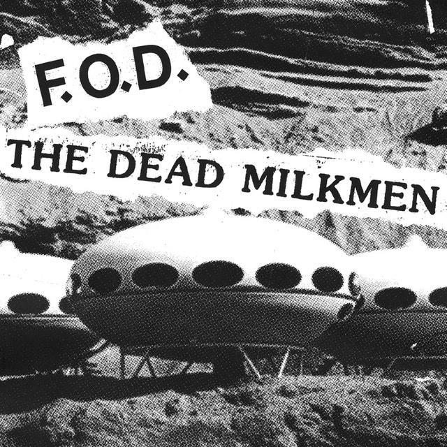 FOD / DEAD MILKMEN Vinyl Record