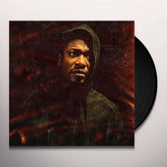 Roots Manuva BLEEDS Vinyl Record - Black Vinyl, Digital Download Included