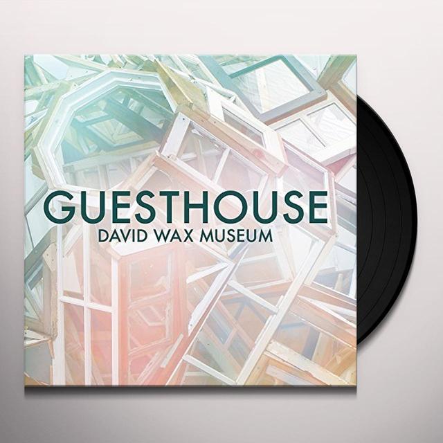 David Wax Museum GUESTHOUSE Vinyl Record