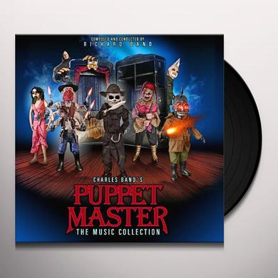 Richard Band PUPPET MASTER: THE MUSIC COLLECTION Vinyl Record