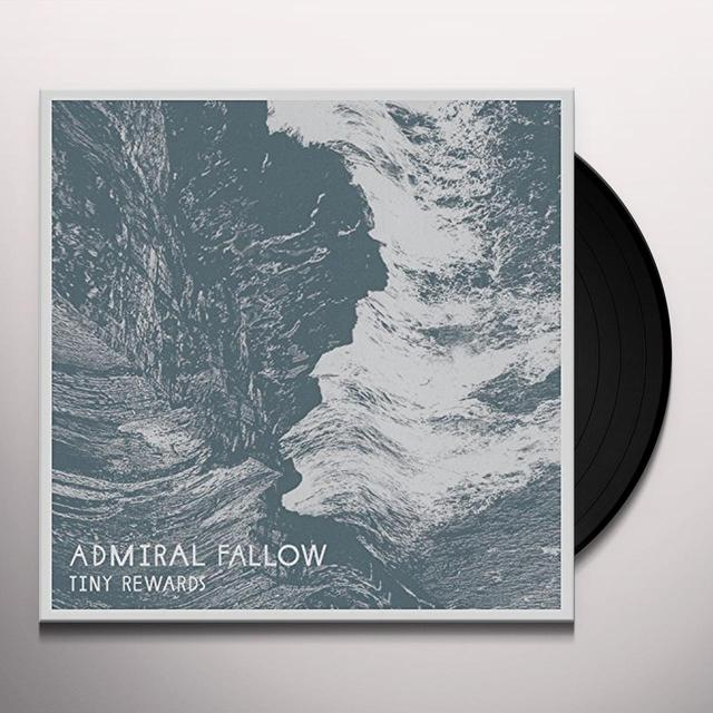 Admiral Fallow TINY REWARDS Vinyl Record - Limited Edition, Digital Download Included