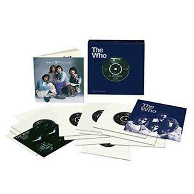 "The Who The 7"" Singles Collection - Limited Edition Box Set (Vinyl)"
