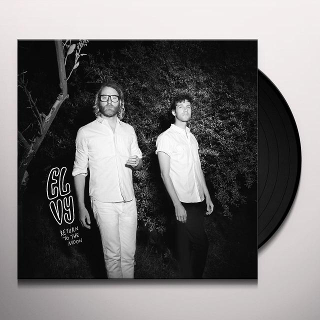 EL VY RETURN TO THE MOON Vinyl Record