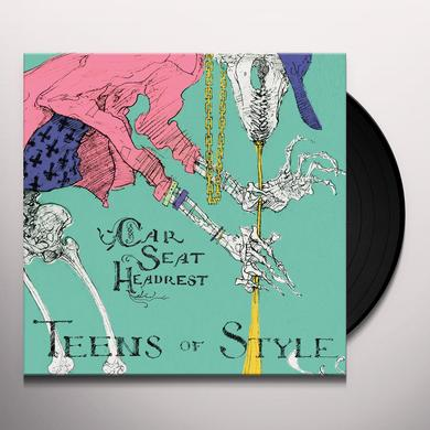 Car seat headrest TEENS OF STYLE Vinyl Record - Digital Download Included