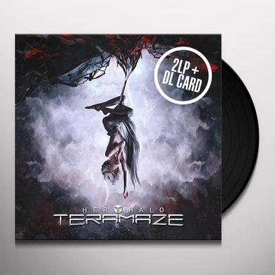 Teramaze HER HALO Vinyl Record - 180 Gram Pressing, Digital Download Included