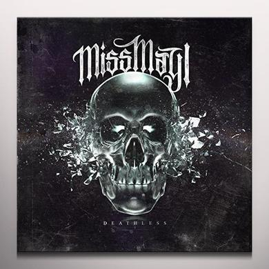 Miss May I DEATHLESS Vinyl Record - w/CD, Colored Vinyl
