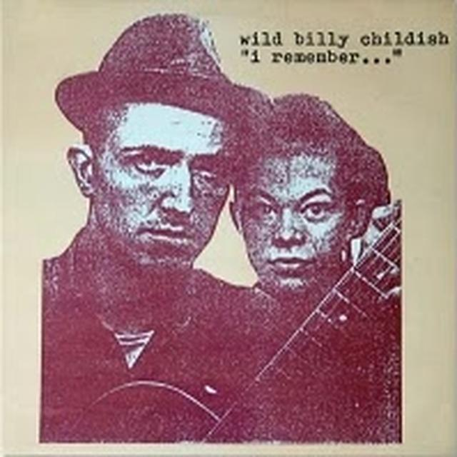 Billy Childish I REMEMBER... Vinyl Record - Limited Edition, Remastered, Reissue