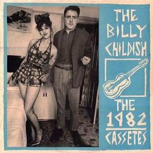 Billy Childish 1982 CASSETES Vinyl Record - Limited Edition, Reissue