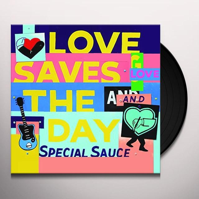 G. Love & Special Sauce LOVE SAVES THE DAY Vinyl Record