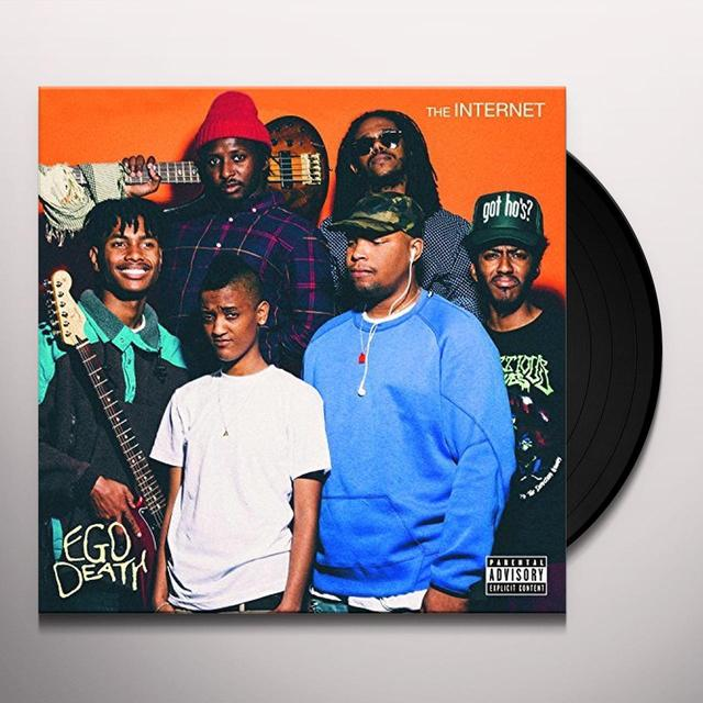 The Internet EGO DEATH Vinyl Record
