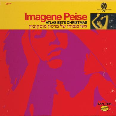 The Flaming Lips IMAGENE PEISE: ATLAS EETS CHRISTMAS Vinyl Record