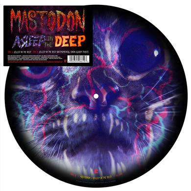 Mastodon ASLEEP IN THE DEEP Vinyl Record