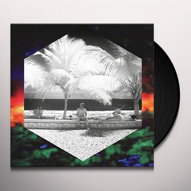 Arcade Fire GET RIGHT Vinyl Record