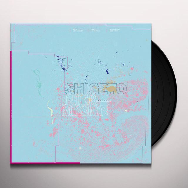 Shigeto INTERMISSION Vinyl Record