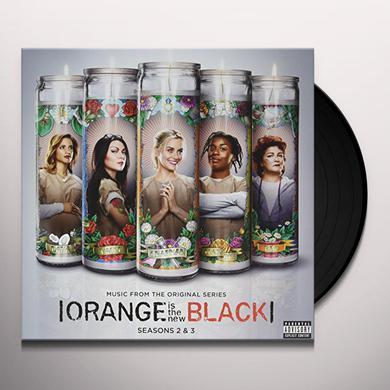 ORANGE IS THE NEW BLACK SEASONS 2 & 3 / O.S.T. Vinyl Record