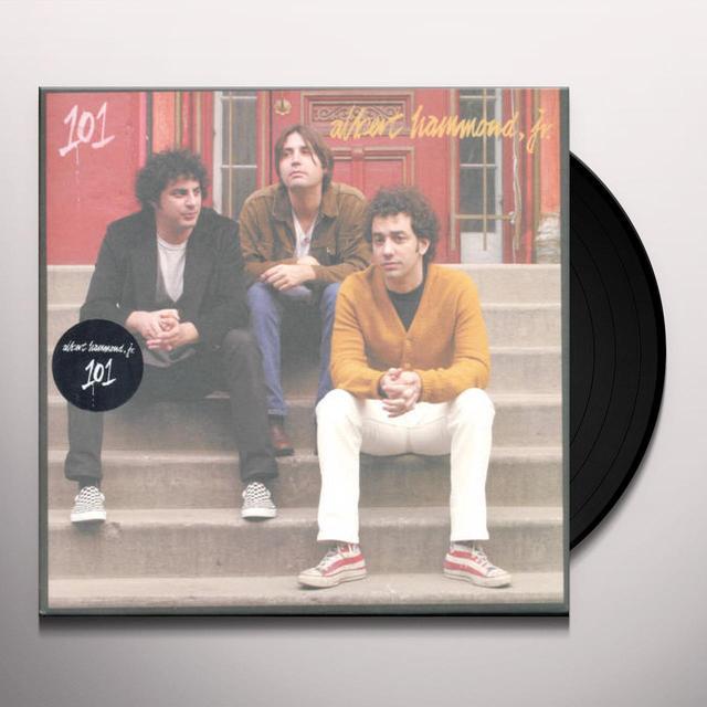 Albert Jr. Hammond 101 PT. 1 Vinyl Record - UK Import