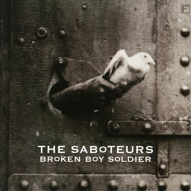 The Raconteurs BROKEN BOY SOLDIER PT. 1 Vinyl Record - UK Import