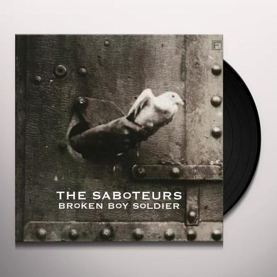 The Raconteurs BROKEN BOY SOLDIER PT. 1 Vinyl Record - UK Import
