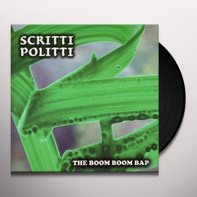 Scritti Politti BOOM BOOM BAP Vinyl Record - UK Import