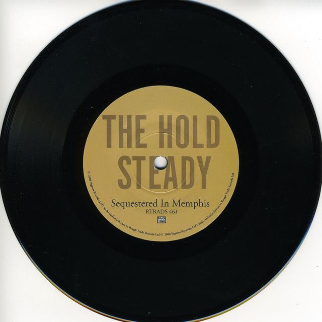 The Hold Steady SEQUESTERED IN MEMPHIS Vinyl Record - UK Import