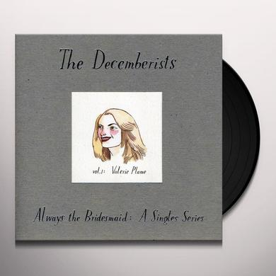 The Decemberists ALWAYS THE BRIDESMAID:A SINGLES SERIES 1 Vinyl Record - UK Import