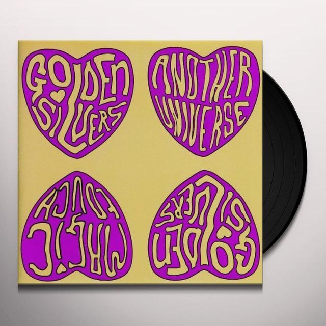 Golden Silvers MAGIC HOTEL Vinyl Record