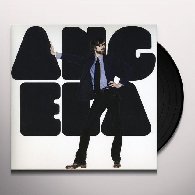Jarvis Cocker ANGELA Vinyl Record - UK Import