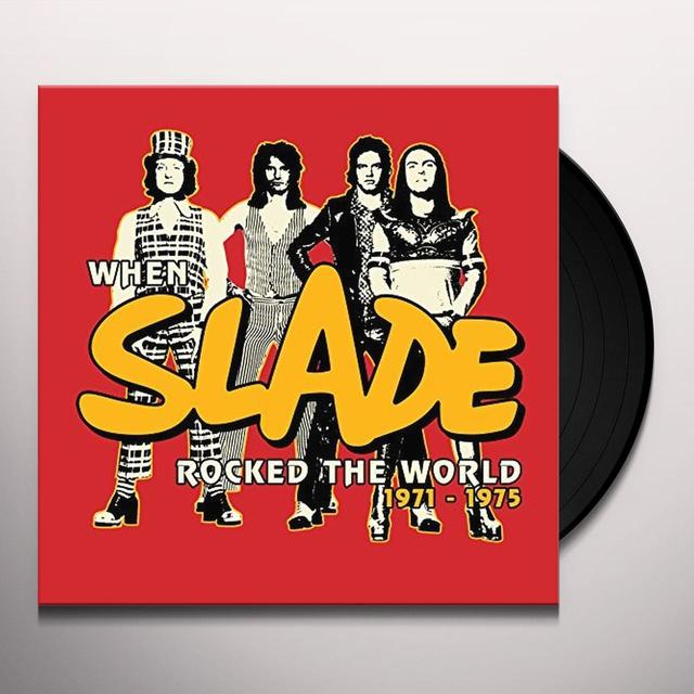 WHEN SLADE ROCKED THE WORLD 1971-75 COLLECTORS BOX Vinyl Record