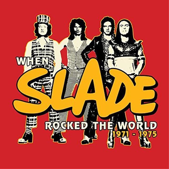 WHEN SLADE ROCKED THE WORLD 1971-75 COLLECTORS BOX Vinyl Record