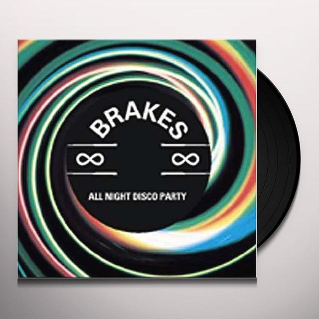 Brakes ALL NIGHT DISCO PARTY Vinyl Record - UK Import