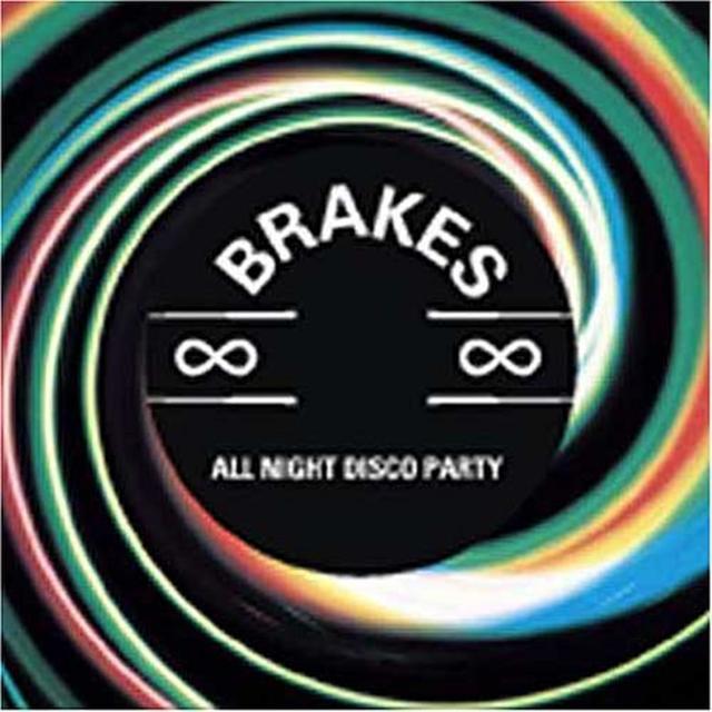 Brakes ALL NIGHT DISCO PARTY Vinyl Record