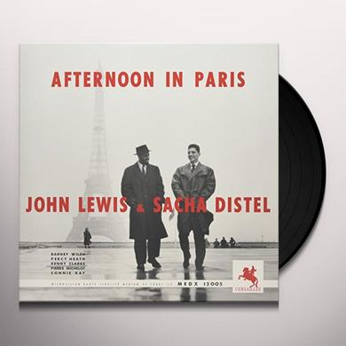 John Lewis AFTERNOON IN PARIS Vinyl Record - Spain Import