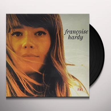 Françoise Hardy LA PREMIERE BONHEUR DU JOUR Vinyl Record