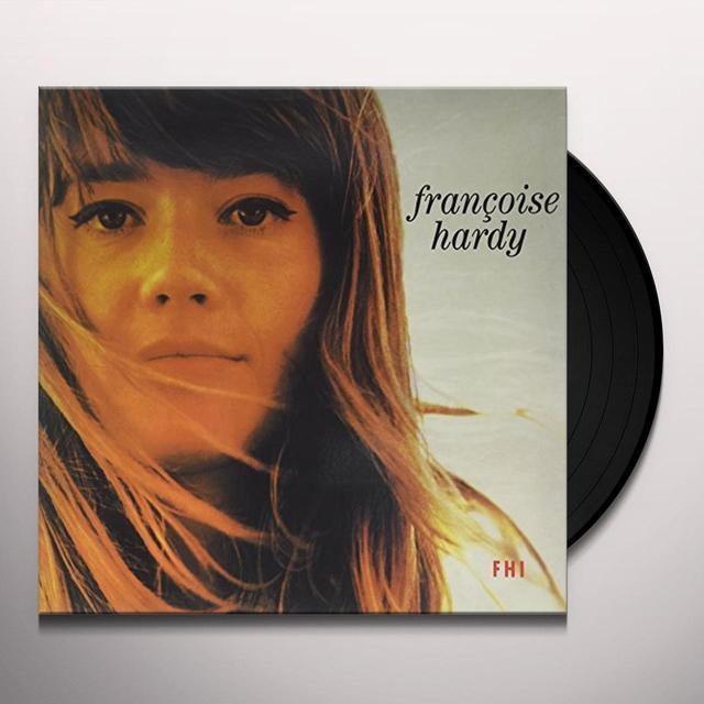 Hardy Francoise LA PREMIERE BONHEUR DU JOUR Vinyl Record - UK Import