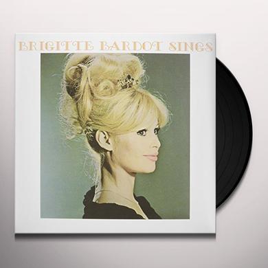 Brigitte Bardot SINGS Vinyl Record - UK Import