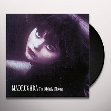 Madrugada NIGHTLY DISEASE Vinyl Record - Holland Import