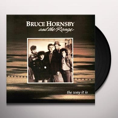 Bruce Hornsby and the Range WAY IT IS Vinyl Record