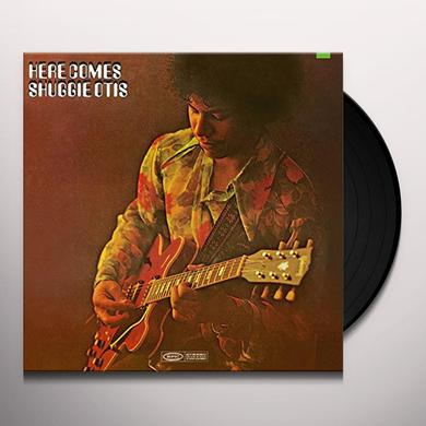 HERE COMES SHUGGIE OTIS Vinyl Record - Holland Import