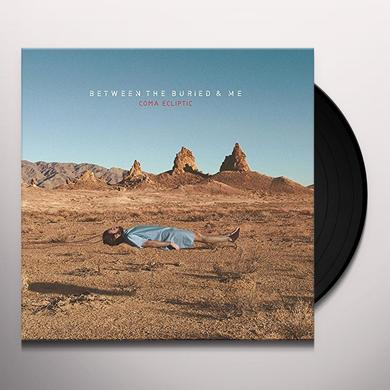Between The Buried And Me COMA ECLIPTIC Vinyl Record - UK Import