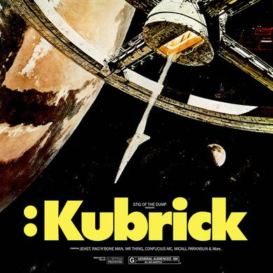 Stig Of The Dump KUBRICK Vinyl Record