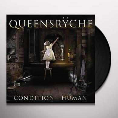 Queensrÿche CONDITION HUMAN Vinyl Record - UK Import