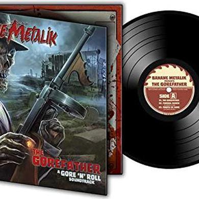 Banane Metalik GOREFATHER Vinyl Record