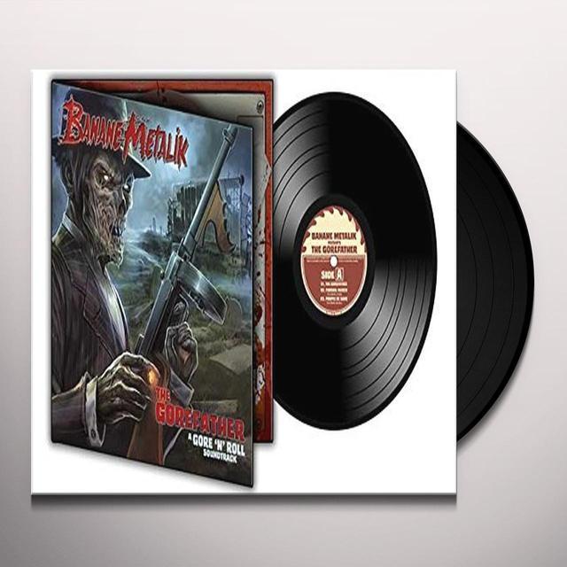 Banane Metalik GOREFATHER Vinyl Record - UK Import