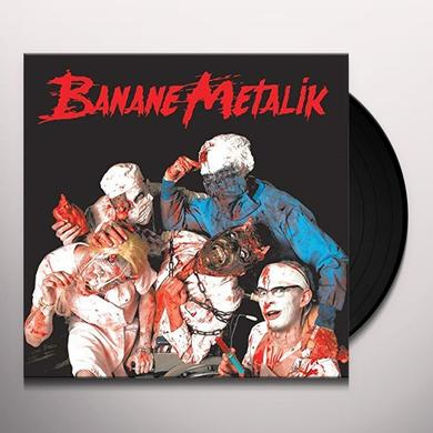 Banane Metalik SEX BLOOD & GORE N ROLL Vinyl Record