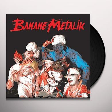 Banane Metalik SEX BLOOD & GORE N ROLL Vinyl Record - UK Import