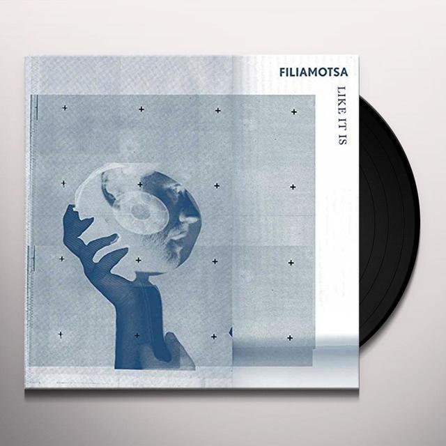 FILIAMOTSA LIKE IT IS Vinyl Record - UK Import