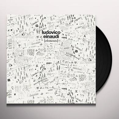 Ludovico Einaudi ELEMENTS Vinyl Record - UK Import
