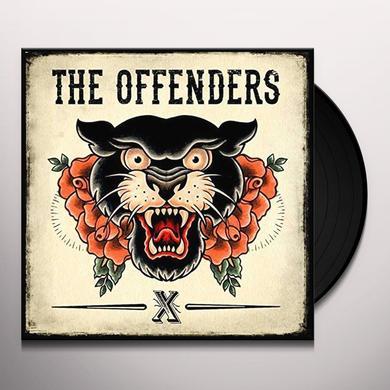 Offenders X Vinyl Record